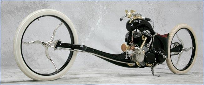 Motos , bizarres , excentriques ou barrées... - Page 2 Protot14
