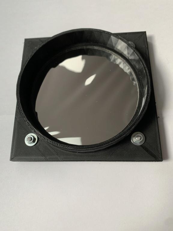 Sol'Ex : création d'un spectrohéliographe  Filtre10