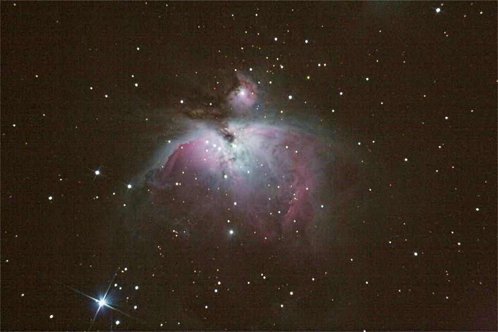 Orion après défiltrage Orion010