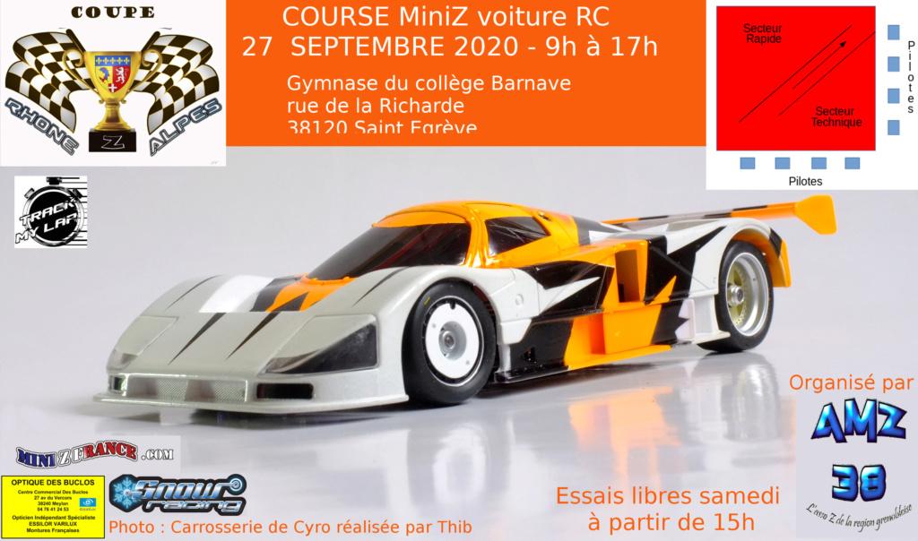 Coupe Rhones-Alpes 2020 Affich15