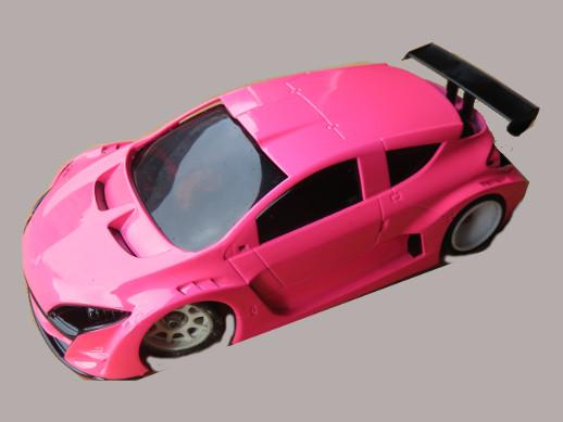 """Porsche """" Cochon rose """" Amelie10"""