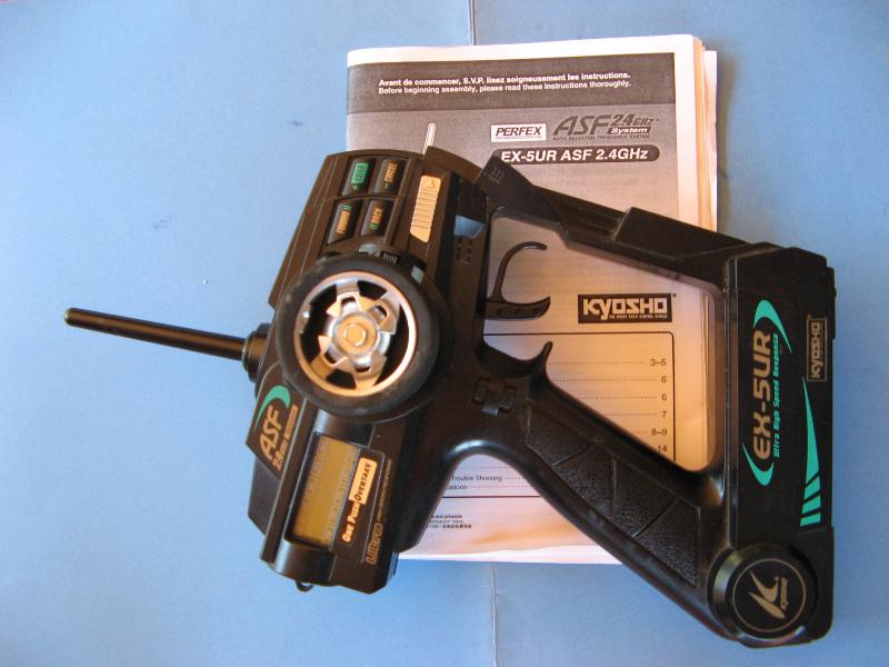 (VENDUE) Radio EX-5UR C_radi10