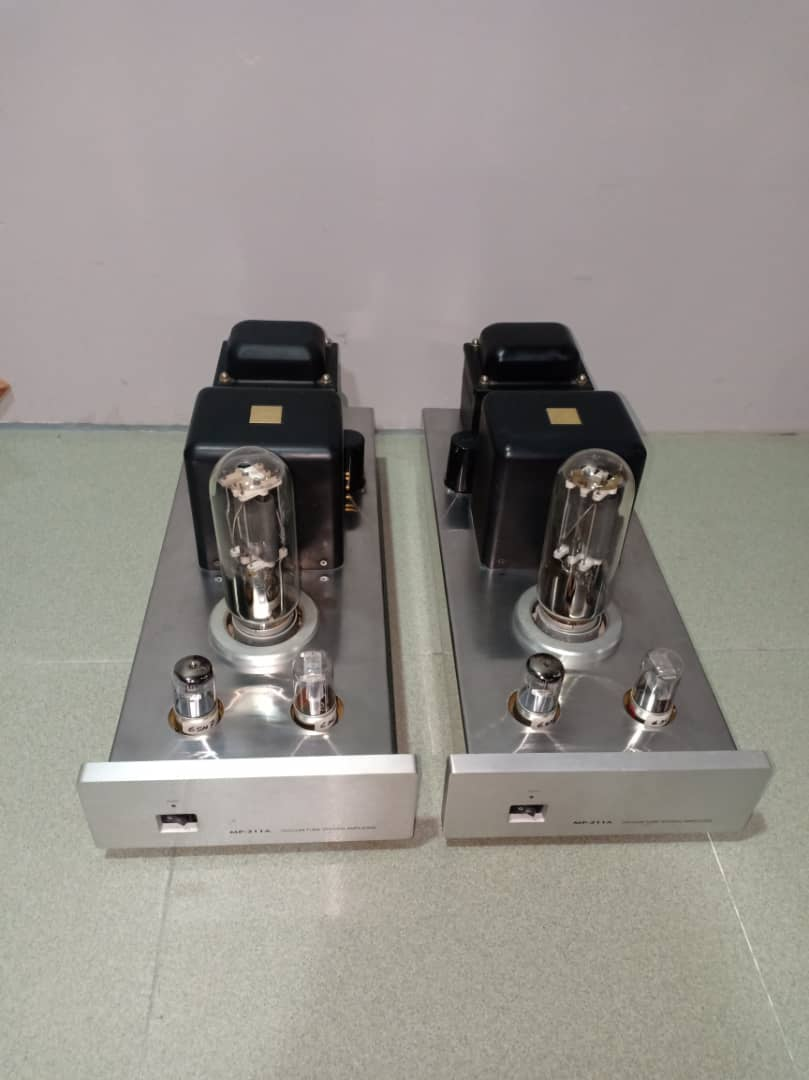 VAL MA-211A Tube Amplifier Whatsa30