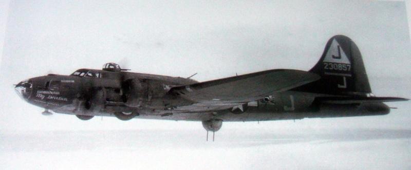 """Diorama USAAF """"Target for today"""" terminé. 0210"""