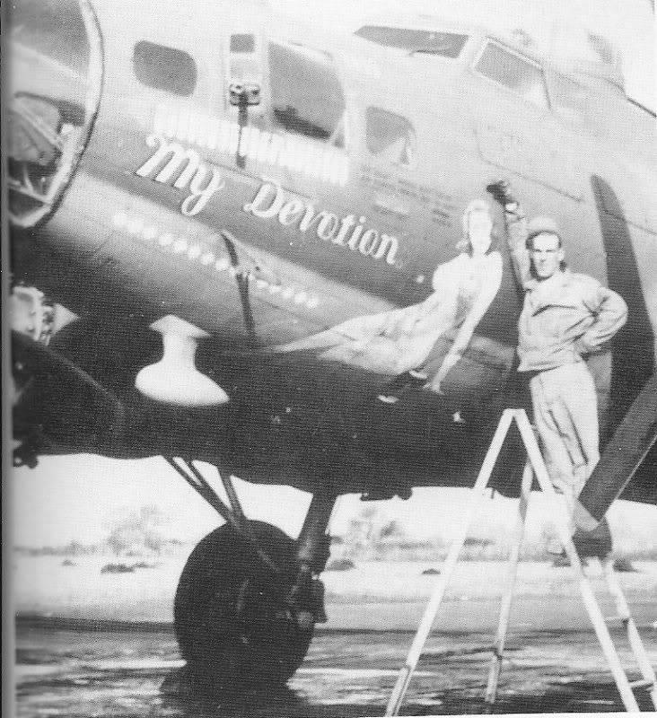 """Diorama USAAF """"Target for today"""" terminé. 0410"""