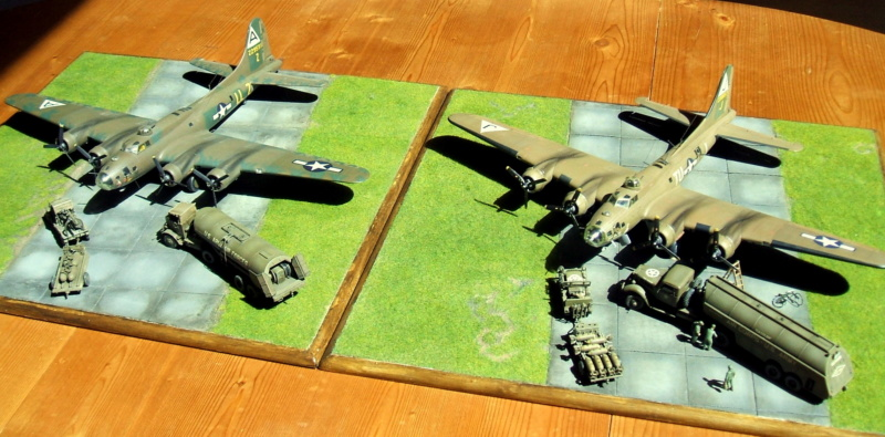 """Diorama USAAF """"Target for today"""" terminé. - Page 4 10010"""