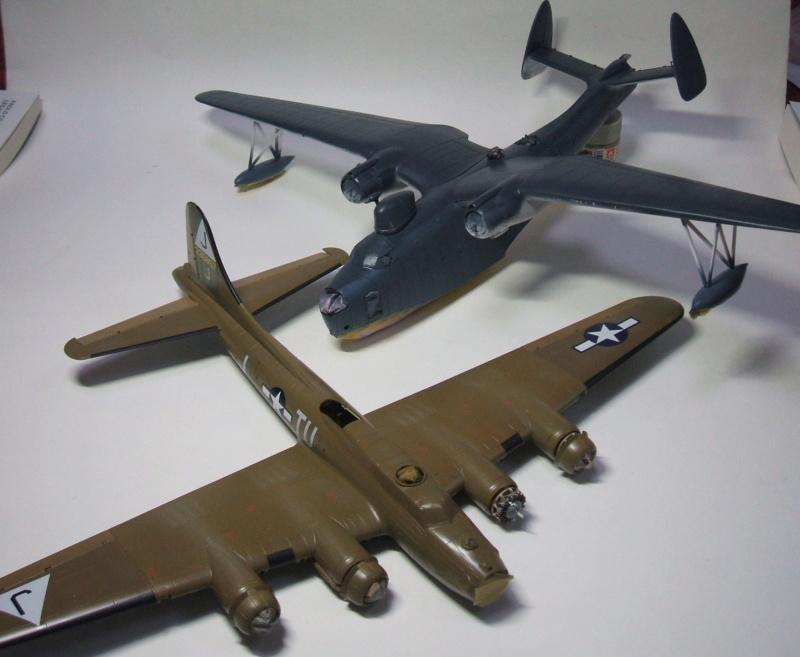 """Diorama USAAF """"Target for today"""" terminé. 2510"""