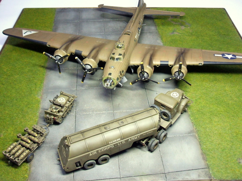 """Diorama USAAF """"Target for today"""" terminé. - Page 3 8810"""
