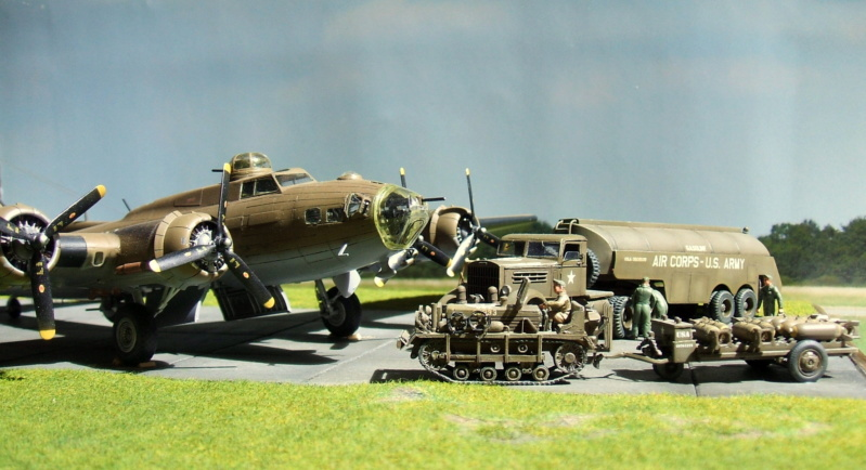 """Diorama USAAF """"Target for today"""" terminé. - Page 4 8910"""