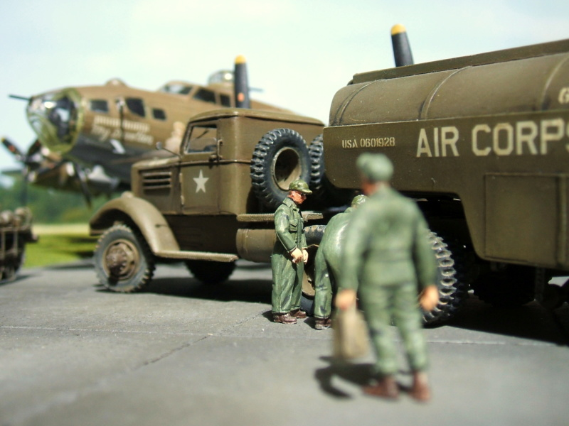 """Diorama USAAF """"Target for today"""" terminé. - Page 4 9110"""