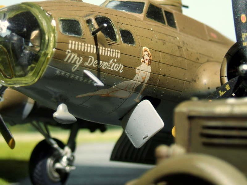 """Diorama USAAF """"Target for today"""" terminé. - Page 4 9310"""
