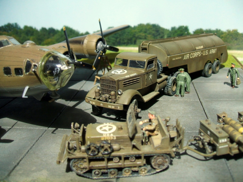 """Diorama USAAF """"Target for today"""" terminé. - Page 4 9710"""