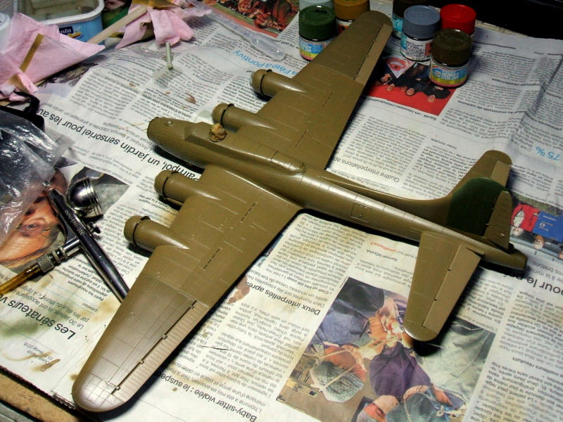 """Diorama USAAF """"Target for today"""" terminé. Dscf4813"""