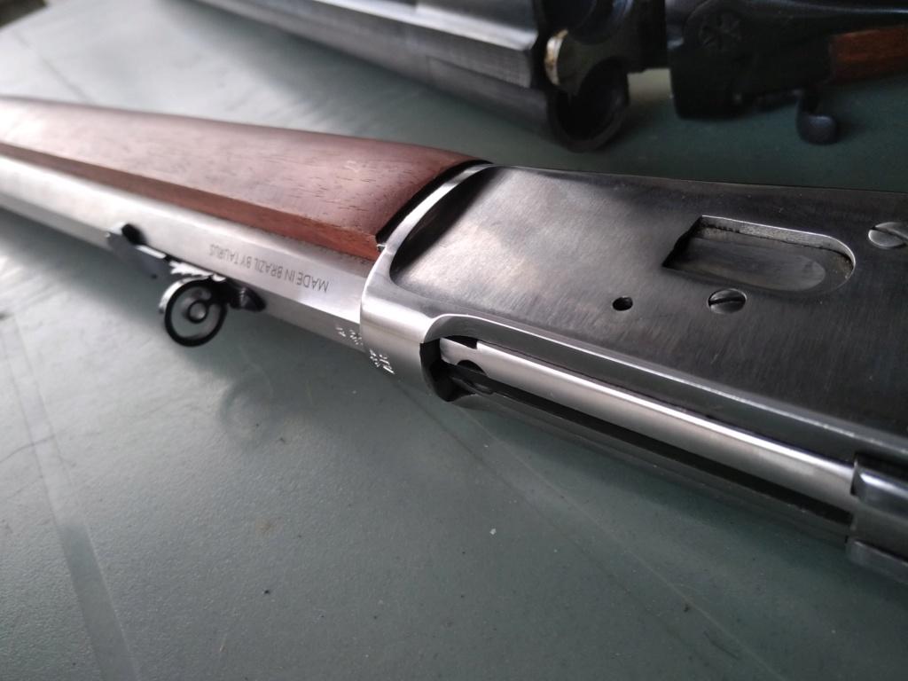 "Rossi Puma M92 canon de ""24 octogonal inox Img_2086"