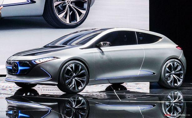 2020 - [Mercedes-Benz] EQ A - Page 3 2017-m10