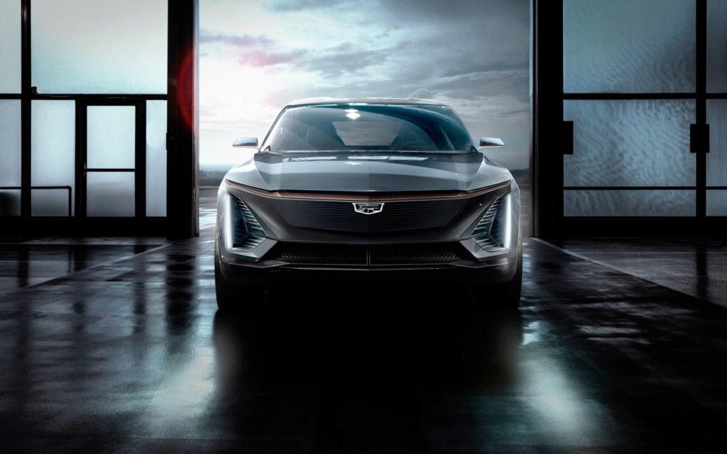 2020 - [Cadillac] Lyriq 43214710