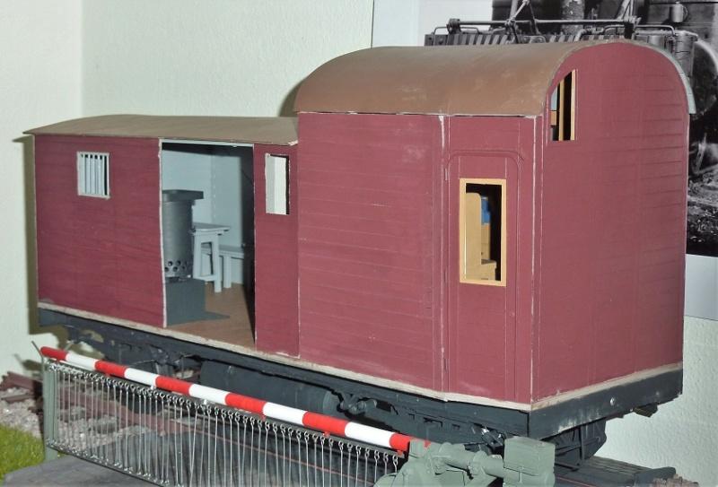 Baubericht Preuss. Güterzuggepäckwagen MusterblattIIa13, M1:16 - Seite 2 P1110125