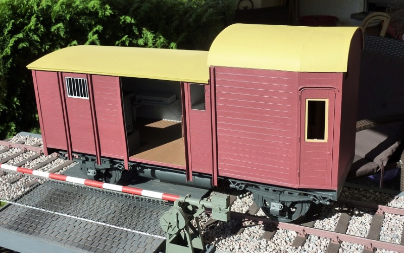 Baubericht Preuss. Güterzuggepäckwagen MusterblattIIa13, M1:16 - Seite 3 P1110128