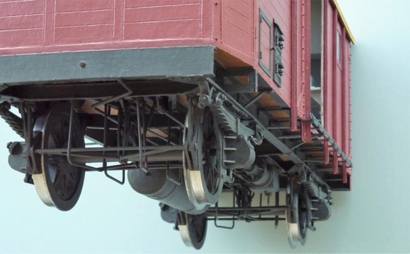 Baubericht Preuss. Güterzuggepäckwagen MusterblattIIa13, M1:16 - Seite 3 P1110217