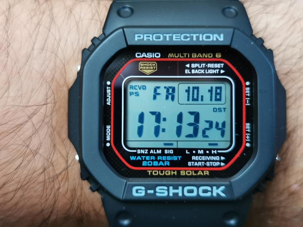 Feu de G-Shock - tome 3 Img_2010