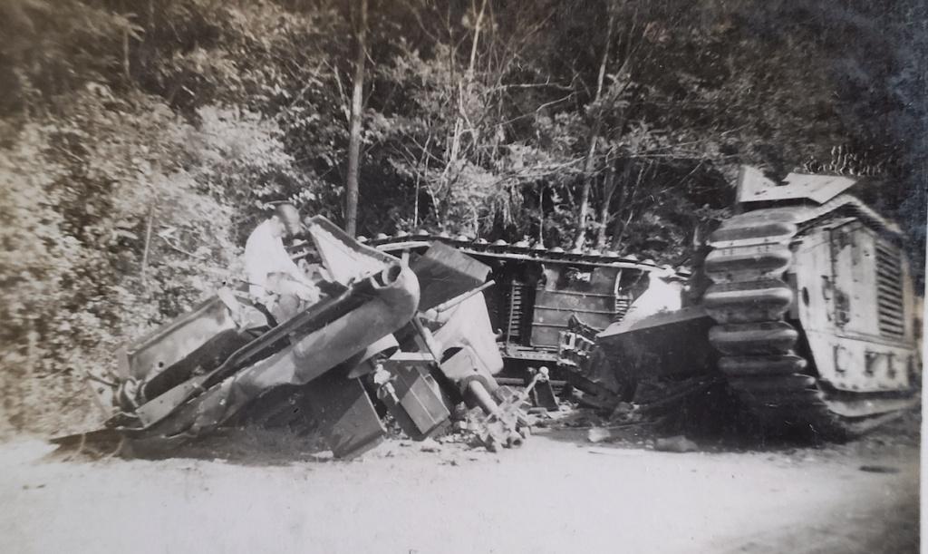B1 bis détruits, ferraillés, récupérés ? Captu113