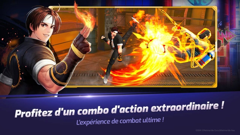 King of fighters All-Star. IOS/ANDROID 15699310