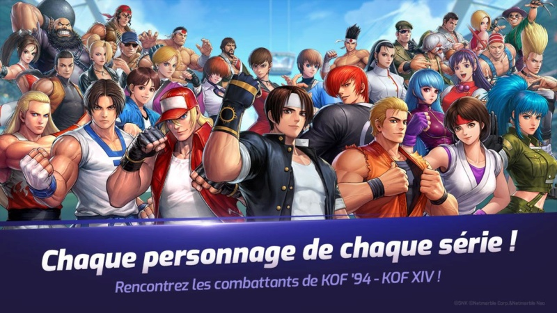 King of fighters All-Star. IOS/ANDROID 15699312