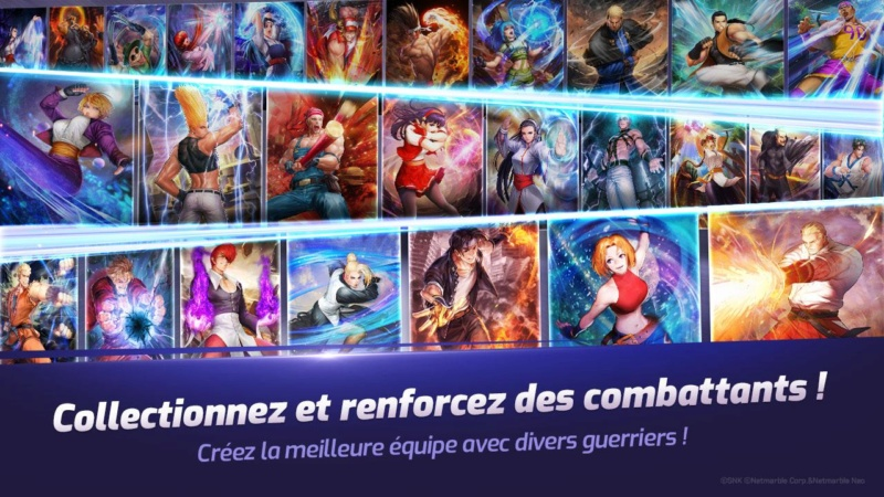 King of fighters All-Star. IOS/ANDROID 15699314