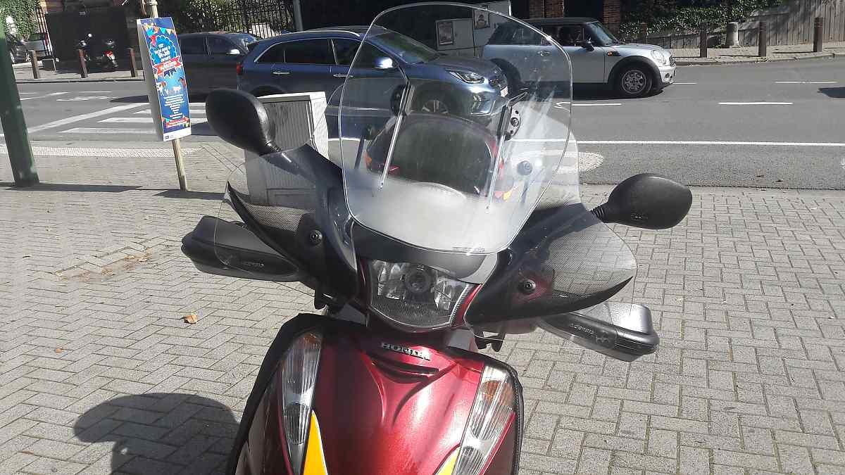 Honda SH300i ABS, 2007, 2e proprio, 55.600km 20190910
