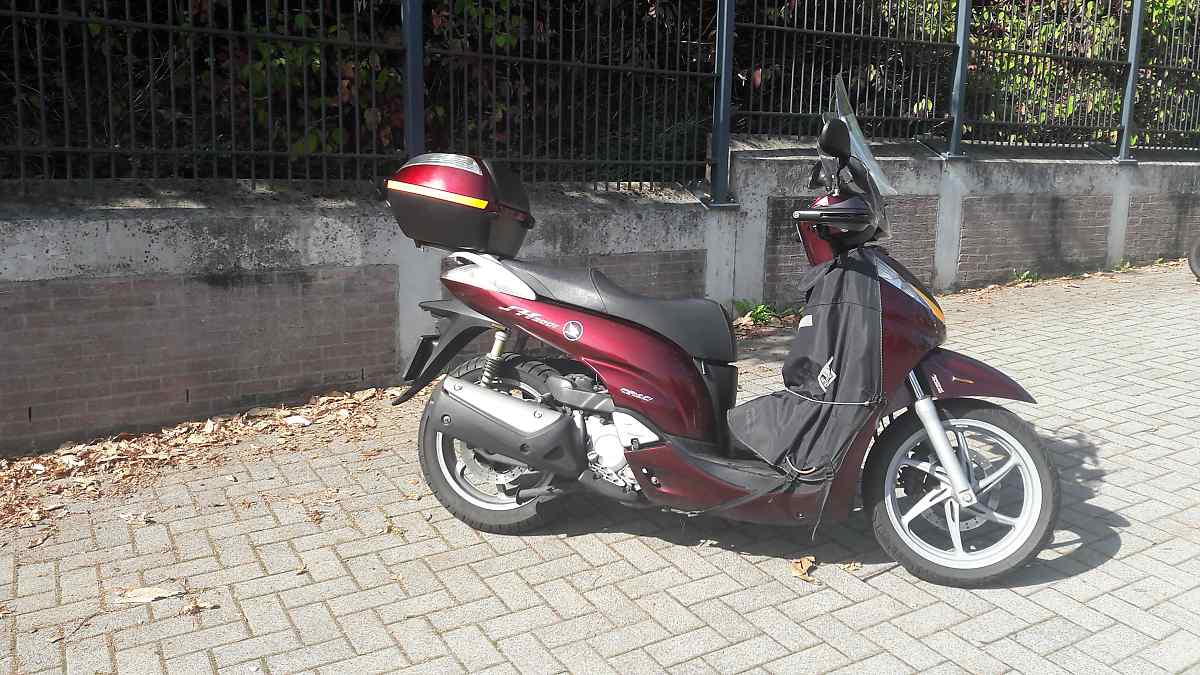 Honda SH300i ABS, 2007, 2e proprio, 55.600km 20190911