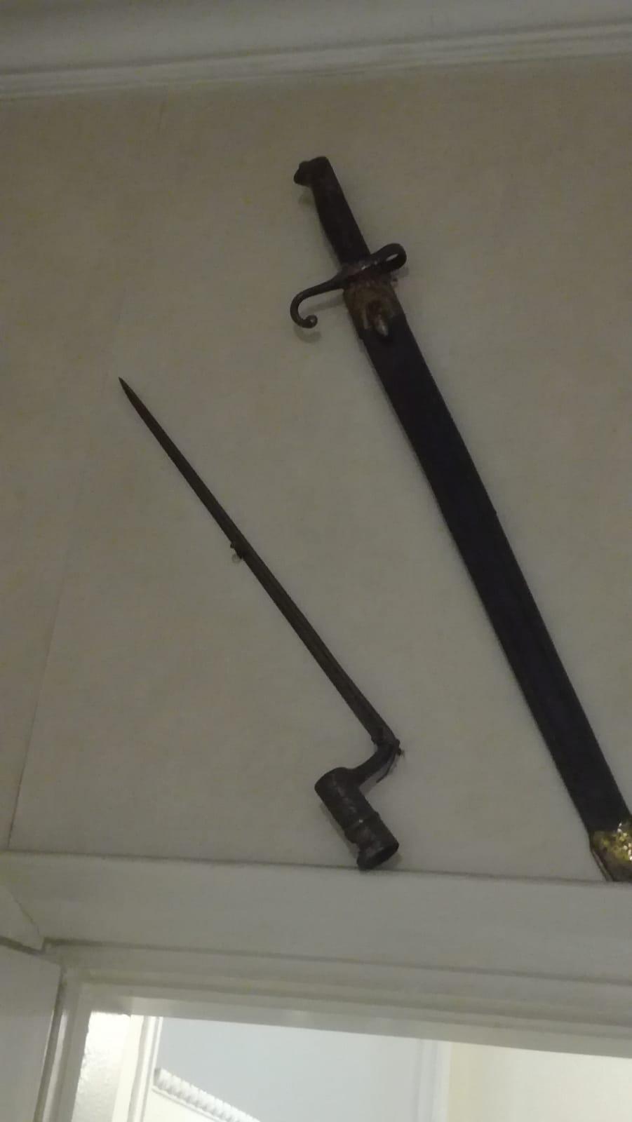Identification et estimation baionettes et armes blanches italiennes Img-2013