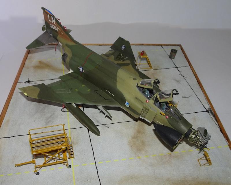 F-4D Monogram 1/72eme Dio F-4d_d25