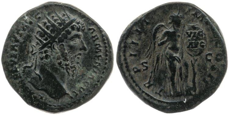 Lucius verus, as ou dupondius? An006710