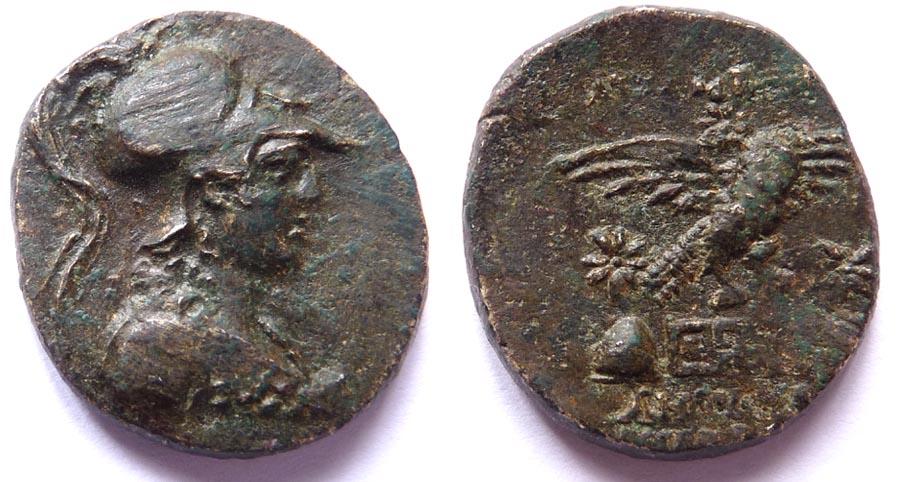 Monnaie de Phrygie Apamzo10