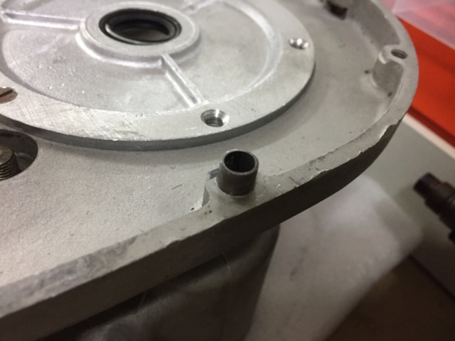 Reconstitution d'un moteur de Victor 441 69/70 755f0610