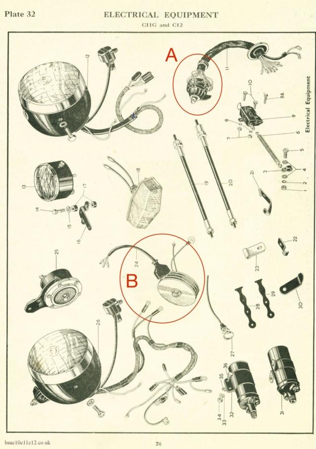 Régulateur C12 pas régulier  Electr11