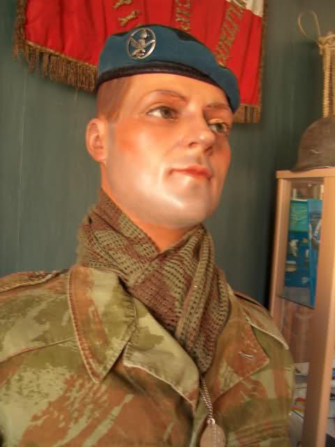 Beret Commando Gendarmerie 2ia7nu10