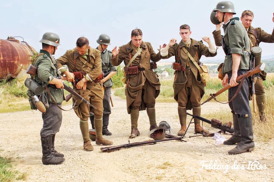 Petit reportage photo sur le thème de la 1ere bataille de france 65658310