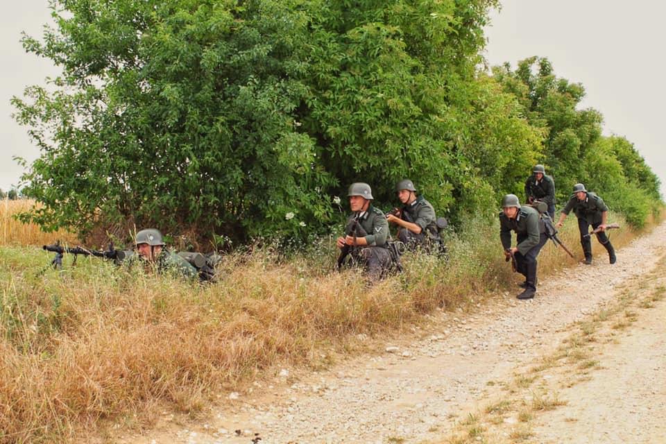 Petit reportage photo sur le thème de la 1ere bataille de france 65687710