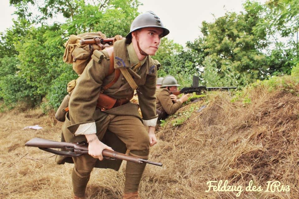 Petit reportage photo sur le thème de la 1ere bataille de france 65782310