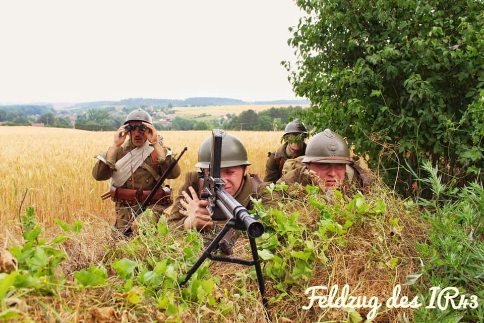 Petit reportage photo sur le thème de la 1ere bataille de france 66190210