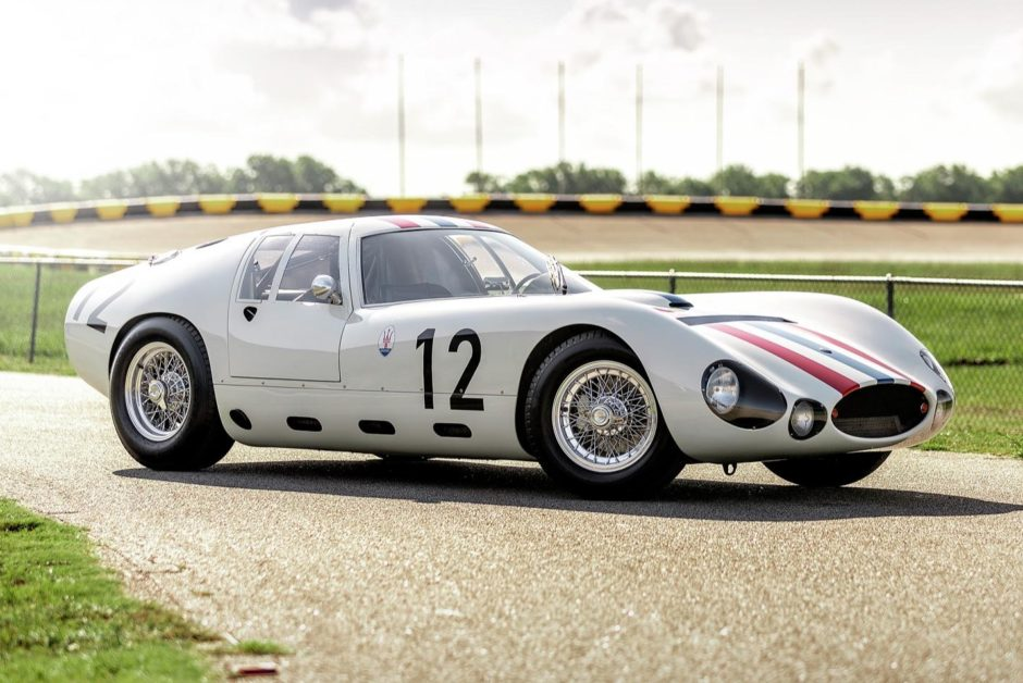 1969 Maserati Tipo 151/4 Recreation all'asta 1969_m10