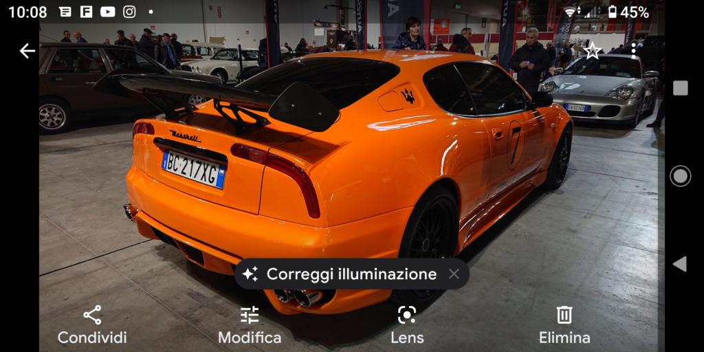 MV 3200 GTC (Restomod su 3200 GT) Screen52