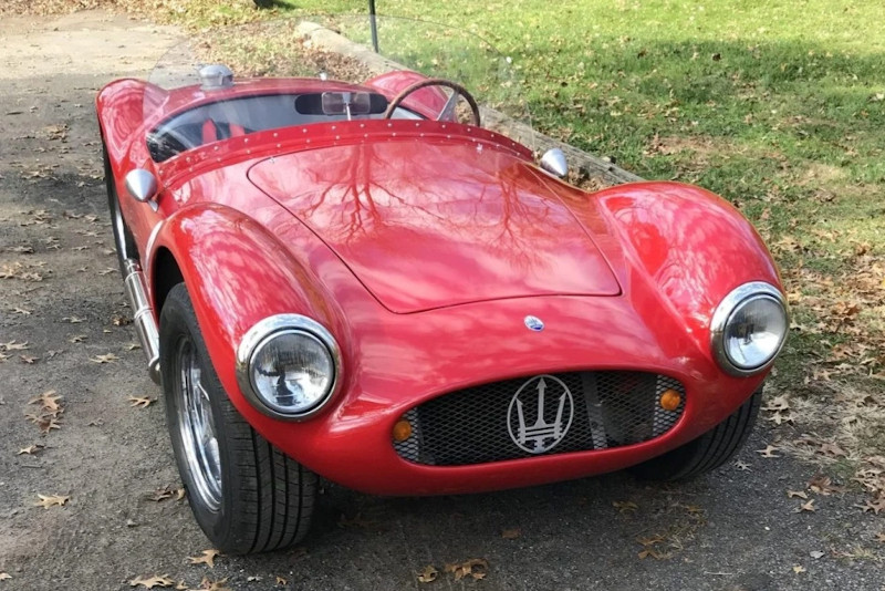 D&B Enterprises Barchetta 3500 replica all'asta su BAT Untitl26