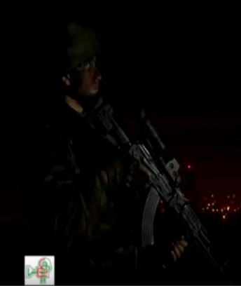 القوات الخاصة الجزائرية : فوج المناورات العملياتية RMO116 Rmo11610