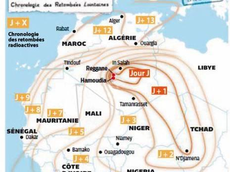 الذكرى 58 للتفجير النووي الفرنسي في رقان بالجزائر الكارثة المهددة للمتوسط Yoo_ao11
