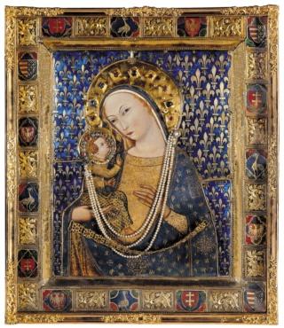 San Onofre /  Madre de Dios Zhirovitskaya, S. XVIII -schat11