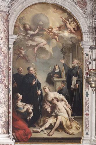 San Mauro de Glanfeuil / San Benito de Nursia - MR645 (R.M. SXVIII-C160) 15454710