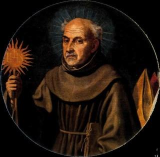 San Bernardino de Siena / Madonna della Fontenova, Monsummano - S. XVII 16506711