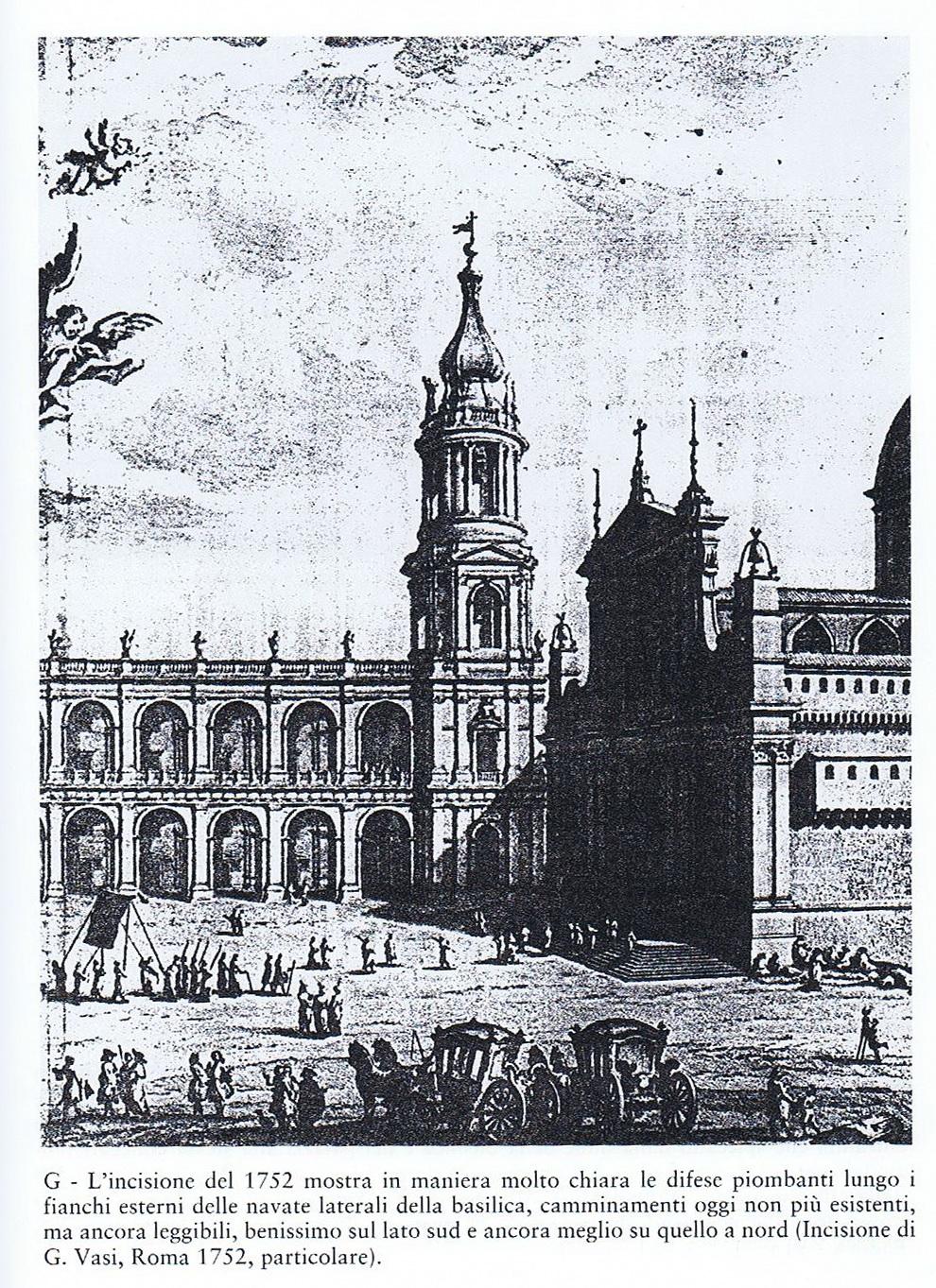 Virgen de Loreto / Peregrinación al Santuario de la Santa Casa - S. XVIII 1752_g10